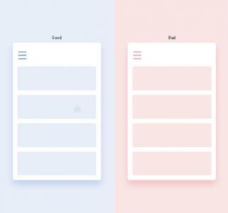 JavaScript特效代码与CSS3网页布局设计带侧边栏移动APP网页静态页面