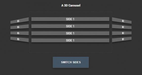 jQuery网页代码和CSS3实现鼠标点击按钮设置几何图3D旋转动画效果