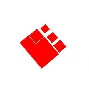 创意loading图像设计网站纯CSS3动画代码绘制正方形loading动画效果