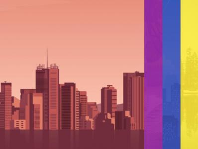 HTML网站全屏手风琴图片幻灯片设计与制作鼠标滑过图片滑动切换展示效果