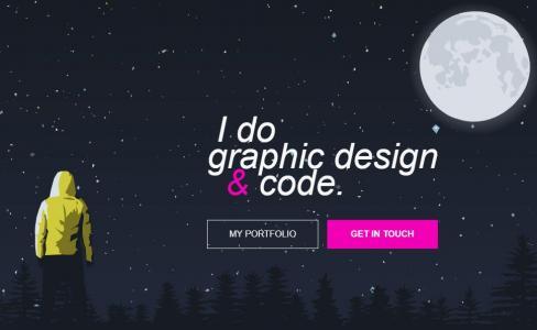 HTML网站模板素材设计与制作CSS3和网页代码设计制作大全个性的网站首页