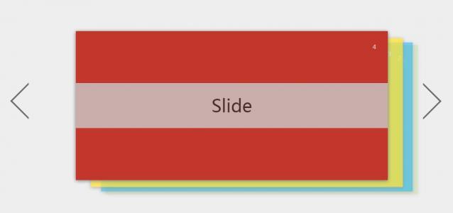 jQuery网页特效代码和HTML标签样式设计制作大气网站首页幻灯片