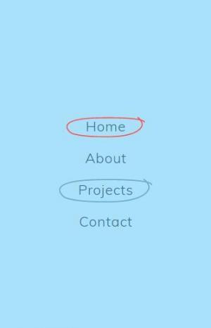 CSS3网页菜单属性样式和HTML代码布局设计垂直导航菜单样式效果