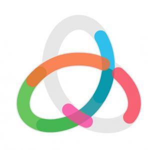 HTML代码与CSS3色彩动画属性样式设计制作3D立体管道色彩粒子循环旋转动效果