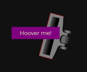 CSS3网页属性样式设计代码与HTML标签设计制作平面按钮鼠标滑动动画效果