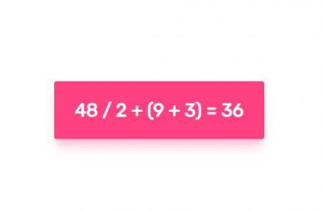 JavaScript网页特效代码与HTML5标签属性实现简单的数字运算功能效果