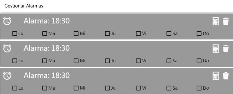 CSS3样式表选择器代码与HTML标签布局制作日期列表样式效果