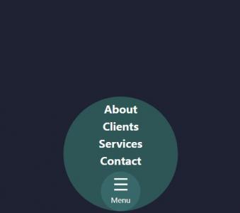 JavaScript网页特效与CSS3属性样式设计制作创意导航菜单鼠标点击展开收缩效果