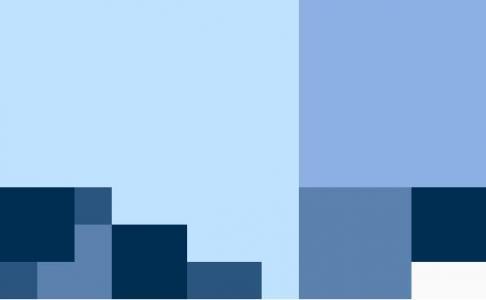 HTML网页设计代码与CSS网站样式表实现布局制作黄金分割线图形样式效果