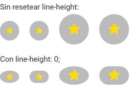纯CSS3网页标签属性样式代码绘制不同形状的icon星星小图标样式效果