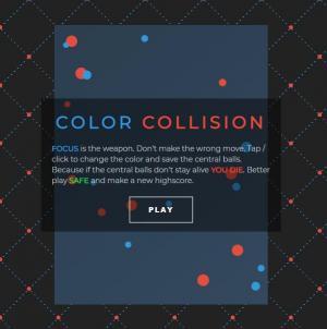 HTML5游戏制作代码与JavaScript设计制作简单碰碰球小游戏