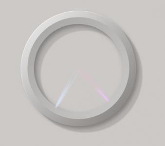 jQuery网站特效代码与CSS样式设计带阴影的创意3D时钟样式效果