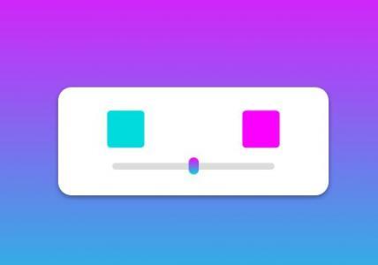 JavaScript网页调色面板代码与CSS色彩属性实现拖拽滑块按钮设置网页背景样式效果