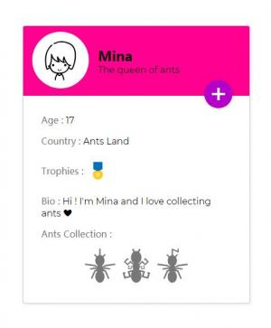 HTML标签与CSS设计制作卡片切换卡鼠标点击icon图标卡片内容滑动切换动画效果