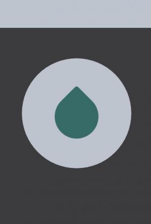图标素材网站设计代码CSS样式表绘制水滴状图形图像样式效果