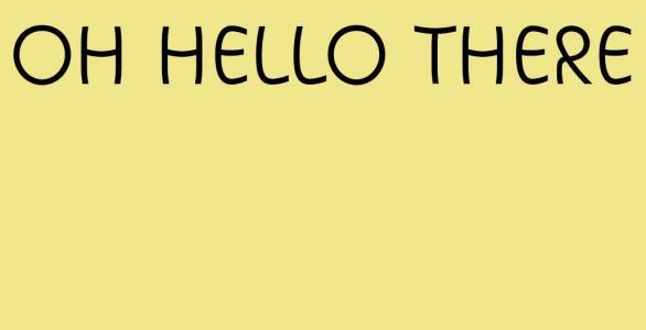 HTML网页文字设计代码CSS3样式表设计制作卡通创意文字样式效果