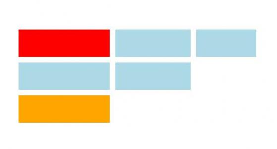 HTML网页排版布局样式代码与CSS样式表设计响应式排版布局样式效果
