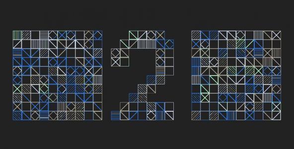 jQuery特效代码和CSS3实现通过输入数字绘制数字网格纹理背景图像样式效果