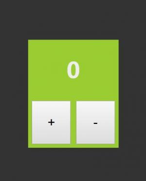 特效网站代码react.js与HTML标签实现简单的商品数量添加与减少功能样式效果