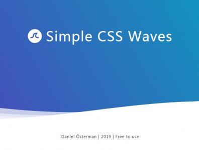 HTML与CSS网页静态页面设计与制作CSS动画属性绘制带波纹动画背景效果代码