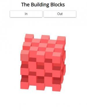 CSS3网页动画选择器代码与JavaScript绘制3D立体旋转图像样式效果