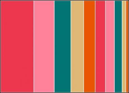 JavaScript网页手风琴代码与CSS样式制作色彩背景手风琴鼠标滑过展开切换动画效果