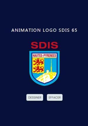 网页简笔画设计代码JavaScript与CSS动画属性设计制作徽章图像样式效果