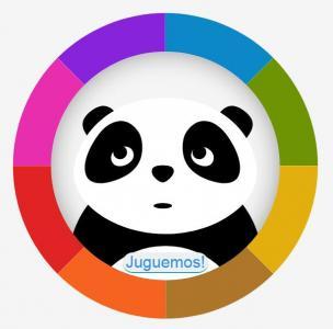 JavaScript网页特效代码设计制作可爱大熊猫图像随鼠标移动而动动画效果