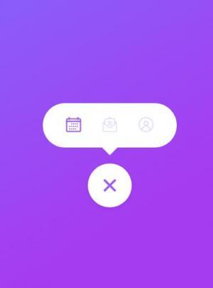 JavaScript特效网站代码CSS3设计制作带icon图标的提示信息鼠标点击展开收缩样式效果