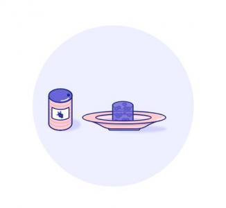 网站素材特效代码JavaScript和网页动画属性CSS3制作卡通动画早餐图像样式效果