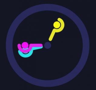 HTML网站时钟设计大全JavaScript时钟代码与CSS样式绘制创意圆形时钟图像样式效果