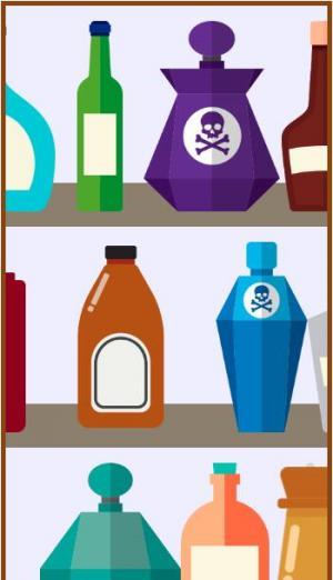 网站图像设计代码CSS3标签属性与JavaScript绘制酒瓶图像左右滑动鼠标滑过特效代码