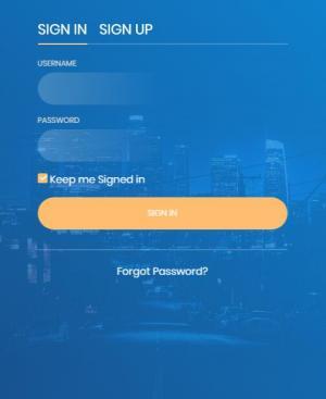 CSS样式表和HTML5制作用户注册登录表单鼠标点击表单翻转切换动画效果