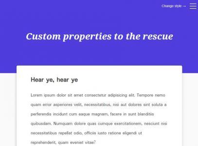 HTML标签网页布局静态页面JavaScript实现鼠标点击调色板设置网页背景样式效果