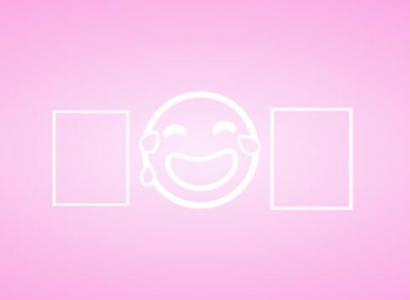 纯CSS3网页动画设计代码绘制带渐变背景效果的的笑脸图标旋转动画效果