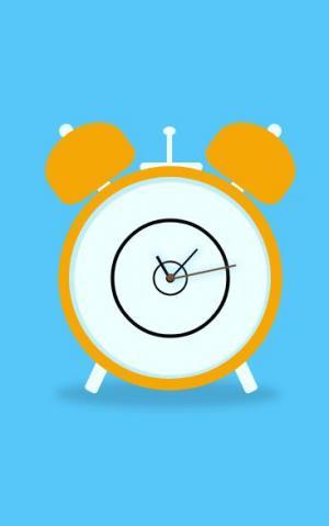 JS网页时钟代码与CSS属性绘制带阴影效果的逼真闹钟图形图像网页时钟设计代码