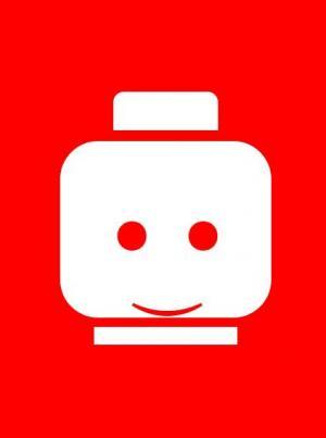 纯CSS网页样式绘制红色背景卡通图像笑脸头像样式效果HTML网站笑脸素材设计和下载