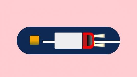 CSS3特效样式代码绘制圆角按钮鼠标点击按钮实现小汽车行驶动画效果
