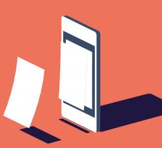 纯CSS3网页静态动画代码绘制智能手机模型移动APP3D立体图像展示动画效果