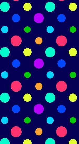 纯CSS3网站背景图像设计代码绘制炫酷色彩圆形背景图像样式效果