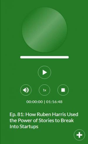JavaScript特效代码与CSS样式表设计绿色风格移动端APP音乐播放器UI界面样式效果