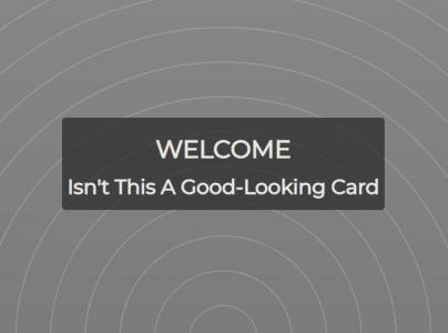 网页设计代码CSS动画和JavaScript绘制波纹波背景基站图像动画效果