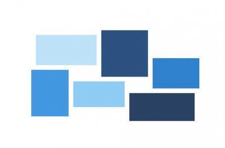 网站素材网页设计和制作代码HTML标签与样式表实现无规则布局样式效果