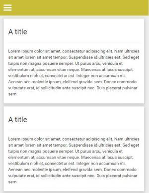 jQuery网页特效代码与HTML网站布局静态页面鼠标点击按钮侧边栏滑动展示切换效果