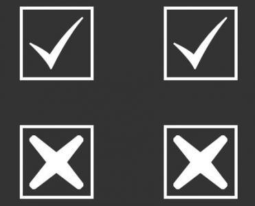 JS与CSS图标属性样式代码绘制form表单复选框图标动态切换效果