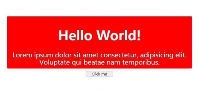 vue.js前端开发代码和HTML网页布局样式实现鼠标点击按钮文本背景动态切换效果
