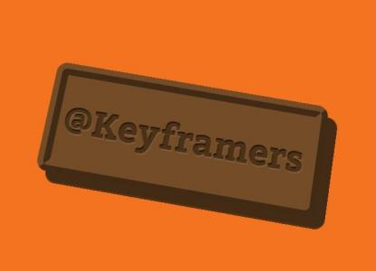 JavaScript特效网页代码和CSS样式绘制卡通3D巧克力样式效果