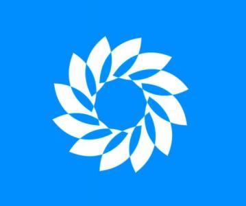 JavaScript网页动态特效代码与CSS动画属性样式绘制花儿图像旋转动画效果