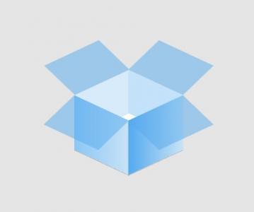 HTML网页3D立体图像绘制代码CSS3设计制作3D箱子图像样式效果