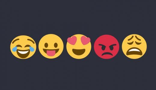CSS3动画属性绘制可爱表情包图像鼠标滑过表情包放大缩小切换代码